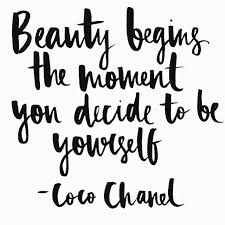 Inspirational Quotes About Being Beautiful Best of Being Beautiful Is Being Yourself The Red Fairy Project