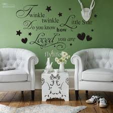 twinkle twinkle little star vinyl wall lettering stickers quotes and sayings home art decor decals stickers wall decals quotes kids room stickers wall art  on wall art lettering quotes with twinkle twinkle little star vinyl wall lettering stickers quotes and