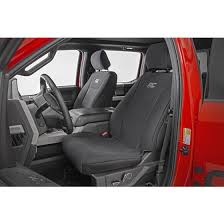 rear seat cover black 15 20 f 150 xl xlt