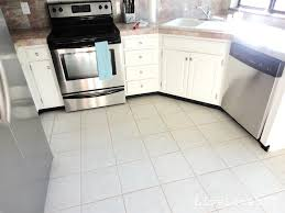 Kitchen Ceramic Tile Flooring Kitchen Floor Tile Cleaner Pretty Best Way To Clean Dirty Ceramic