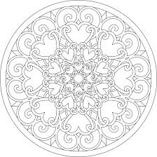 Small Picture Abstract hearts coloring pages for adults ColoringStar