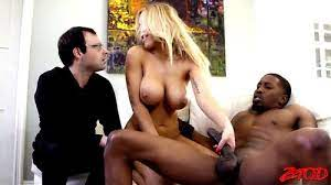 Wife Bbc Infront Husband