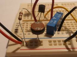 ldr circuit diagram build electronic circuits light dependent resistor on a bradboard