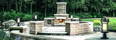 fireplace pizza outdoor fireplace kits with pizza oven outdoor fireplace kit with regard to kits