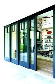 anderson sliding glass doors best 3 panel patio andersen 200 series