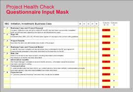 Project Health Checks