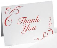 thank you card examples proper wedding thank you card wording paperdirect blog