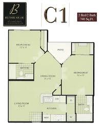 Marvelous Biltmore Square C1: Small 2 Bedroom