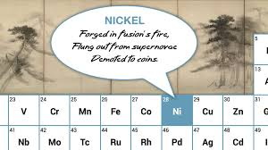 A Haiku for Every Element in the Periodic Table | Big Think