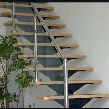 indoor stainless steel glass stair railing outdoor and handrails s company china r