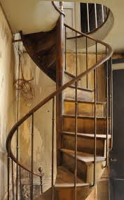 Antique Spiral Staircase, 19th Century | From a unique collection of antique  and modern stairs