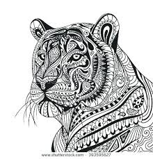 Adult Coloring Pages Animals Lovely Animal Mandala Coloring Pages