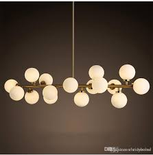 north europe led modo chandeliers lighting dna pendant lights 16 18 globes glass lampshade chandelier led lighting fixture outdoor pendant light modern