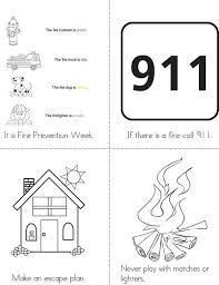 the best fire prevention week ideas fire  fire prevention week mini book sheet 1