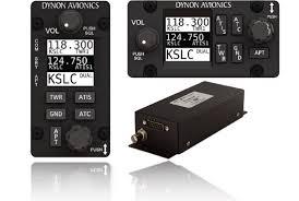 Dynon Avionics Vhf Com Radio Horizontal And Vertical