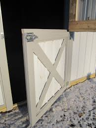 Diy Exterior Dutch Door Pole Barn Doors And Windows Pole Barns Direct