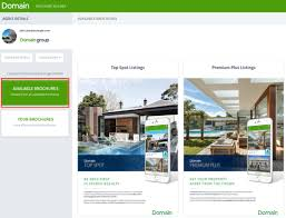 Domain Brochure Builder Domain Group