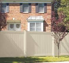 Orlando Vinyl Fence Privacy Picket Lifetime Warranty Gifford Fence