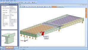 Autodesk Structural Bridge Design Tutorial 10 1 Two Span Prestress Beam Deck Structural Bridge Design
