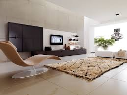 Living Room Design: Minimal Furniture Room - Minimalist