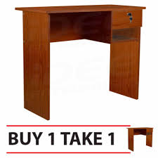 office table images. Tailee Furniture #1304 Office Table (Cherry), BUY 1 TAKE Images