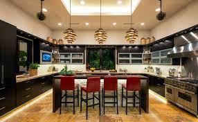 Establish And Equip A Large Modern Kitchen For Multiple Cooks Interior Design Ideas Ofdesign