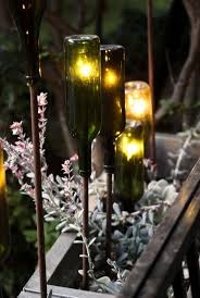 Wine Bottle Lamp Diy 475 Best Bottle Trees And Color Glass Art Images On Pinterest