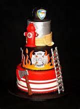 Firefighter Cake Ideas 7299