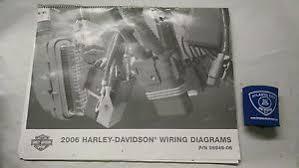 harley davidson wiring diagrams service manual p n  image is loading 2006 harley davidson wiring diagrams service manual p n