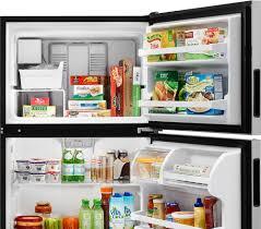 whirlpool refrigerator top freezer. top-freezer refrigerators options from whirlpool provide simplistic storage. refrigerator top freezer r