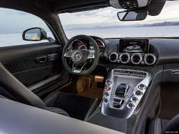 2016 Mercedes-AMG GT - Exclusive nappa leather black / DINAMICA ...