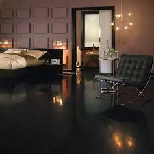 Black Hard Wood Floors