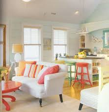 bright colored furniture. beach cottages bright colored furniture