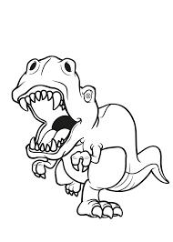 Dino 3 Meter Kleurpl Kleurplaat Dinosaurus Tropicalweather