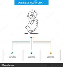 Recruitment Search Find Human Resource People Business Flow