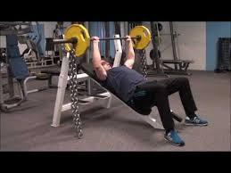 CHAIN CHAIN CHAIN Bench Press Workouts With Chains  YouTubeChains Bench Press