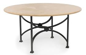 dining tables astonishing round stone dining table stone top