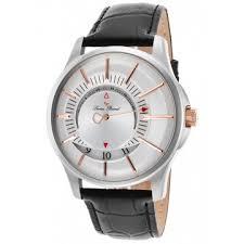 lucien piccard watches jomashop lucien piccard vertigo mono hand dual disc men s watch