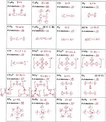 electron dot structure worksheet answers worksheets  lewis structure worksheet answers samsungblueearth