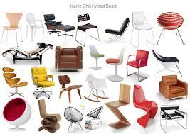 iconic furniture. 23 January 2015 William Stunning Iconic Chairs Design Furniture I