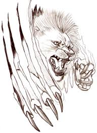 drawing in photo cs6 691x944 lion tattoo design by cheshiresmile on deviantart