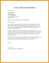 Sample Recommendation Letter For Job Sample Recommendation Related Post Employee Recommendation