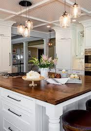 over kitchen island lighting. 3-Jar Glass Chandelier   West Elm. Jar Filament Pendant. Kitchen With · Island Pendant LightingFarmhouse Over Lighting I