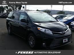 New Toyota Sienna at Kearny Mesa Toyota Serving Kearny Mesa, San ...
