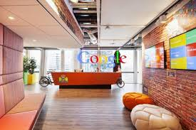 Where is google office London Ddock Recently Completed New Quirky Office Space For Googles Amsterdam Operations The New Office Is Inspired By The Concept Of The Garage Where Chernomorie Office Tour Google Offices Amsterdam Interior Design
