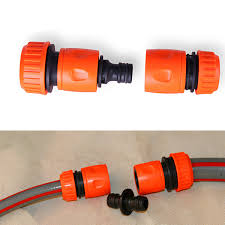 3 4 inch garden hose. 1/2 Or 3/4 Inch Garden Plastic Water Pipe Hose Extend Fast Connector 3 4 5