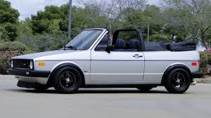 volkswagen rabbit. when considering the volkswagen rabbit convertible and it\u0027s halloween disguise replacement, cabriolet, i was at a bit of loss to explain its general