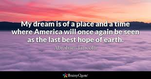 A Quote About Dreams Best Of Dream Quotes BrainyQuote