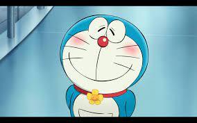 Hình ảnh Doremon dễ thương - Chú mèo máy ngộ nghĩnh, đáng yêu