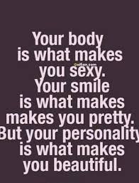 Quotes About Beauty And Personality Best Of New Beauty Quote It's Also With Personality Golfian